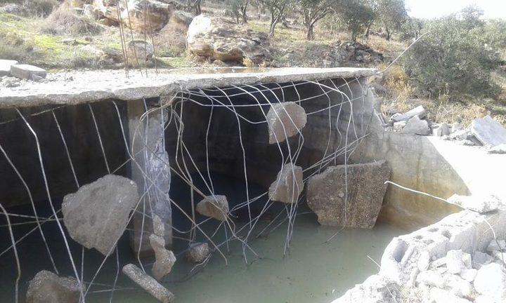 انتزاع قرار من المحكمة الإسرائيلية بعدم هدم خزان مياه