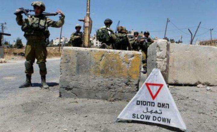 """تفجير """"كوع"""" قرب قوة لجيش الاحتلال"""