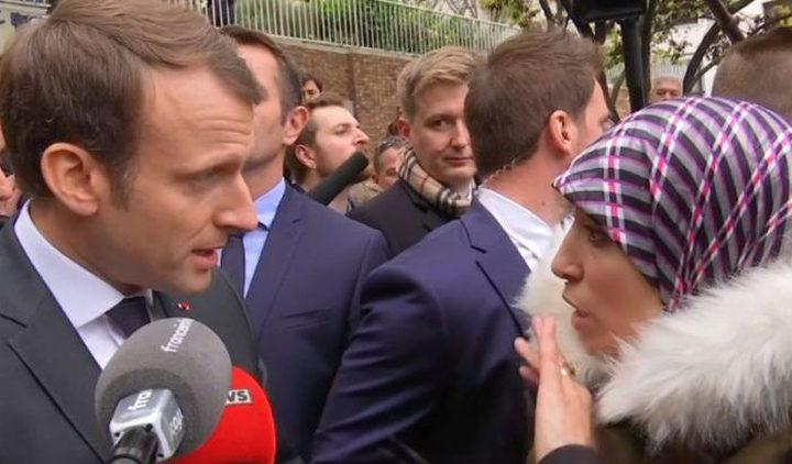 رد حاسم من ماكرون على فتاة مغربية طلبت البقاء في فرنسا