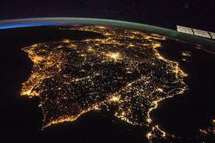 ضياع الليل في كثير من بلدان العالم