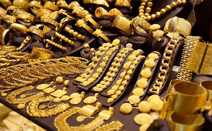 أسعار الذهب في فلسطين اليوم