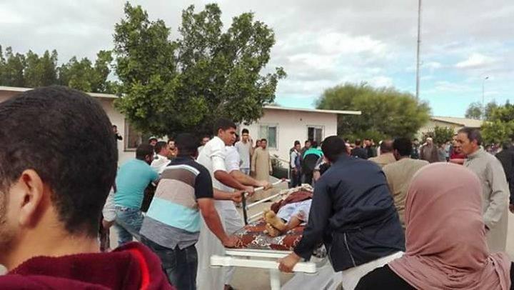 ارتفاع شهداء هجوم سيناء لـ305