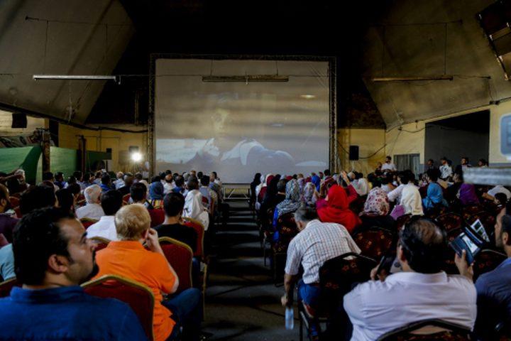 """غزة تختتم فعاليات مهرجان """"نظرة"""" للأفلام الفلسطينية القصيرة"""