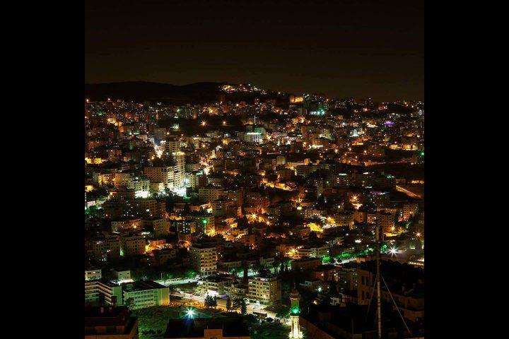 فصل الكهرباء عن عدة مناطق في نابلس غدا
