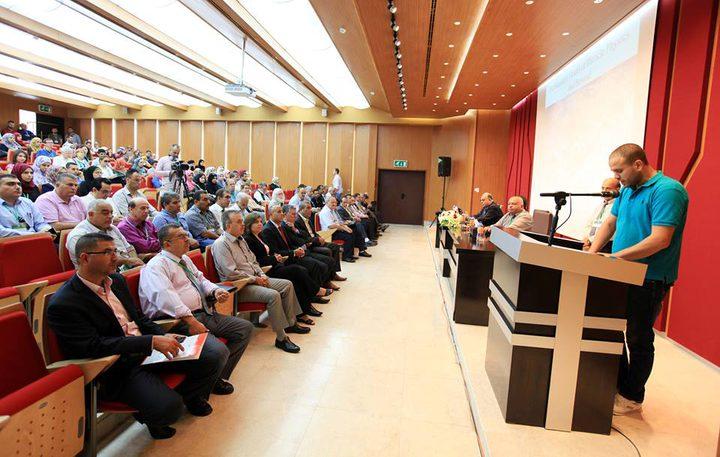 """المؤتمر الفلسطيني الأول في """"العربية الأمريكية"""""""
