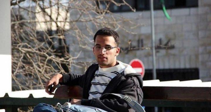 الاحتلال يعتقل الطالب أسامة مفارجة
