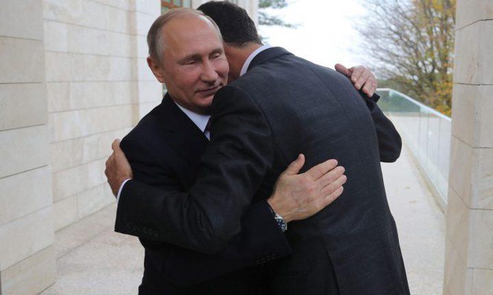 """نتنياهو للأسد: """"إذا سمحت بتمركز إيراني ستكون في خطر"""