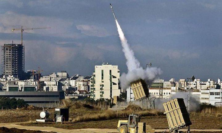 """إسرائيل تبيع """"القبة الحديدية"""" لبريطانيا"""