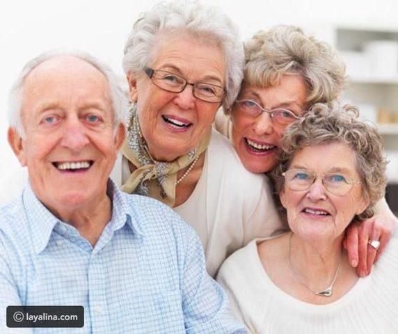 الأشخاص الذين يشعرون بشباب القلب يعيشون مطولآ