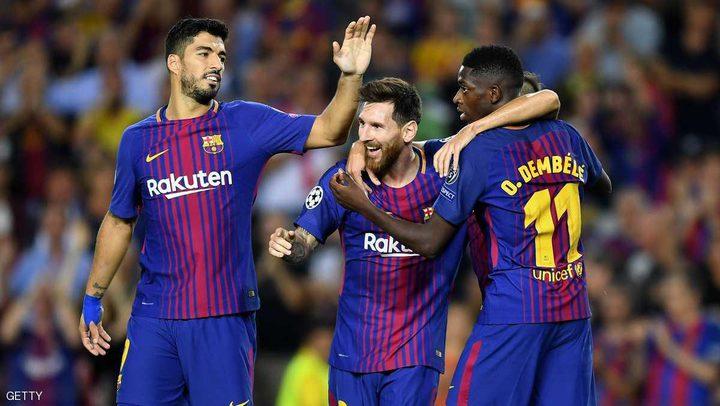 ديمبلي يكشف عن موعد عودته إلى برشلونة