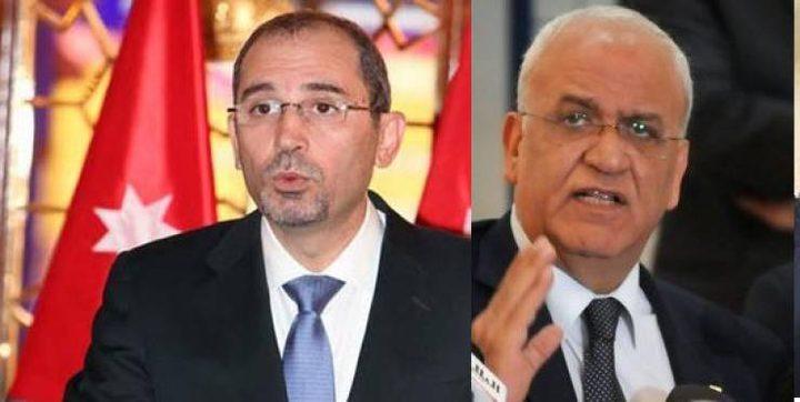 الأردن يدعو لإلغاء إغلاق مكتب منظمة التحرير