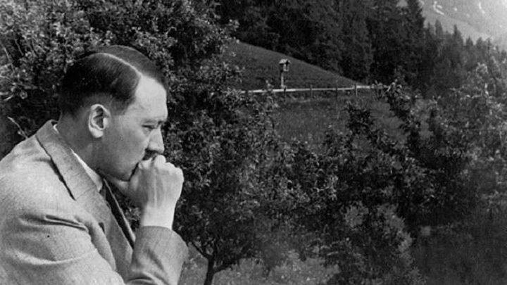 لوحة بريشة هتلر ب 75 سنت