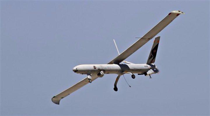 تحليق مكثف لطائرات الاستطلاع الاسرائيلية في أجواء قطاع غزة