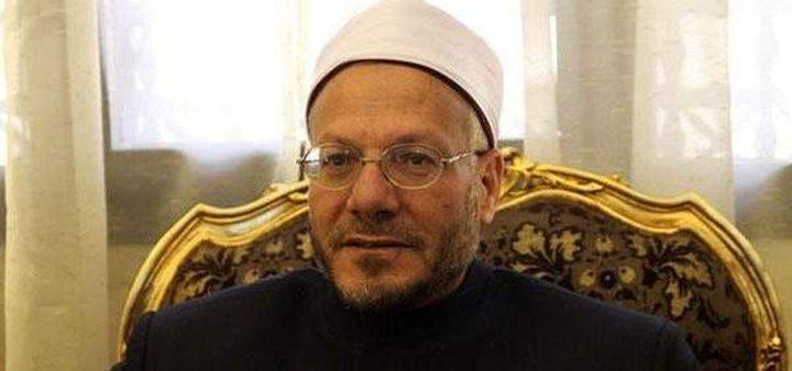 مفتي مصر: جزاء منفذي هجوم الروضة القتل والصلب