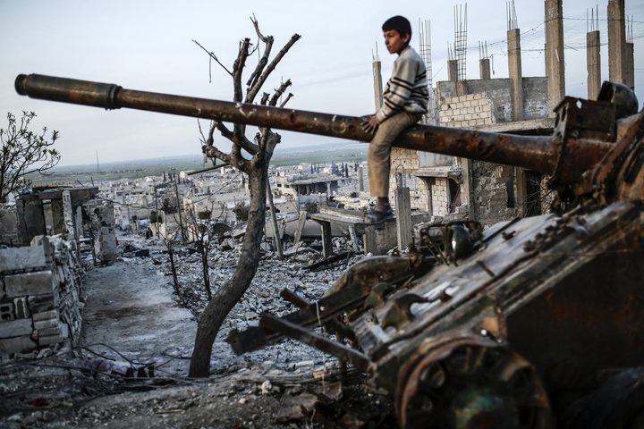 دي ميستورا: إعادة إعمار سورية تُكلف 250 مليار دولار