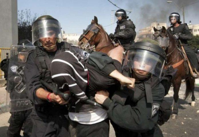 5700 حالة اعتقال منذ بداية العام