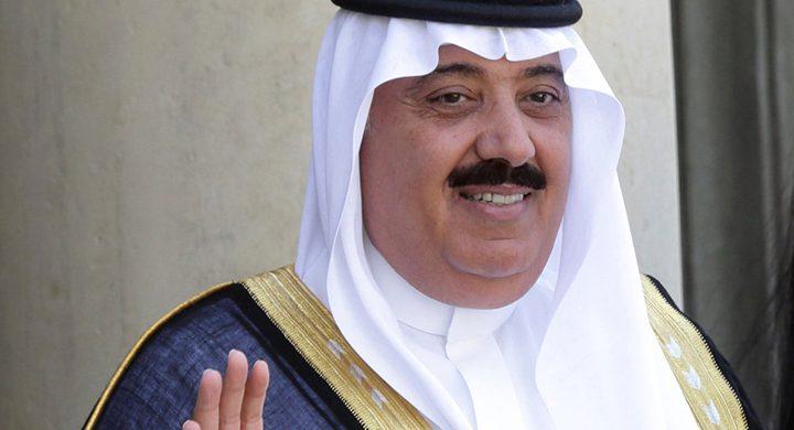 الإفراج عن الأمير متعب بن عبد الله بعد احتجازه لأكثر من ثلاثة أسابيع