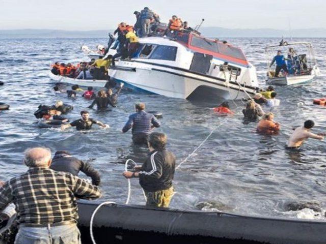 منظمة دولية: 3 آلاف مهاجر فقدوا في البحر المتوسط منذ يناير