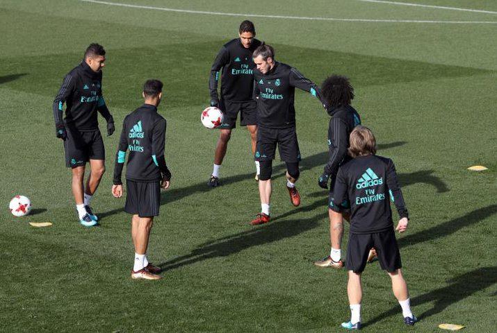 جاريث بيل يعود لتدريبات ريال مدريد ويستعد للمشاركة في المباريات