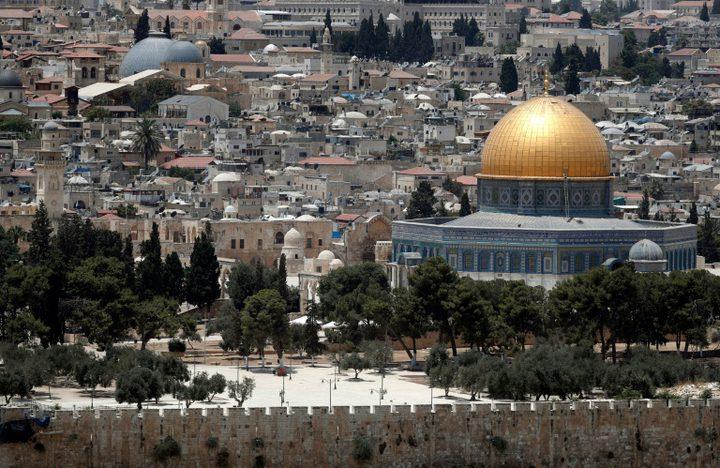 """ردًا على تعديل """"قانون أساس القدس"""".. أصوات فلسطينية تعلو"""