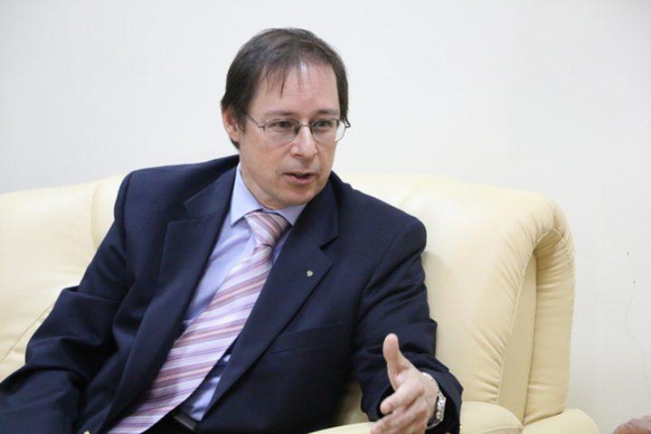 السفير الروسي: ندعم الحق الفلسطيني والاستيطان غير شرعي