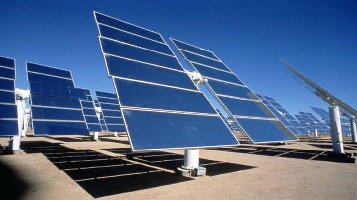 """إطلاق محطة """"طوباس"""" للطاقة الشمسية"""
