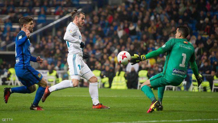 """تعادل مخيب لريال مدريد """"منزوع الدسم"""""""