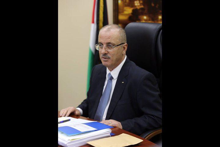 رئيس الوزراء يدعو إلى تكثيف الحراك الدولي المناصر لفلسطين