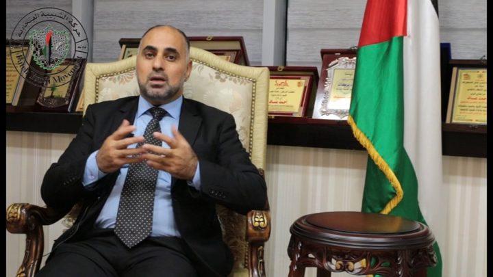 """وفد من ثوري """"فتح"""" يلتقي وفد من مكتب الاتحاد الأوروبي بغزة"""