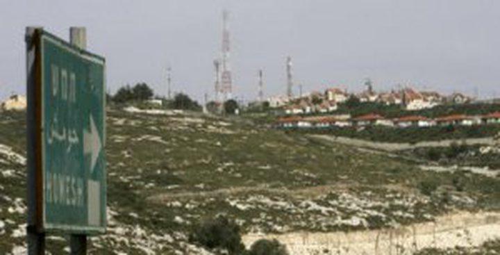 اقتحامات الاحتلال لليوم تصل لمستوطنة حوميش والموقع الأثري في سبسطية