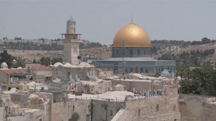 ابو ردينة: القدس مفتاح الحرب والسلام