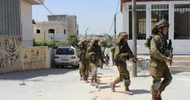 الاحتلال يقتحم مدرستين في الخضر جنوب بيت لحم