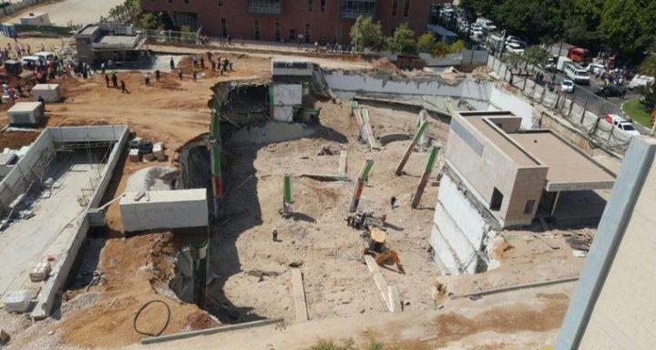 """الإحتلال يكتشف مبنى أثري جنوب """"تل ابيب"""" عمره 2200سنة"""
