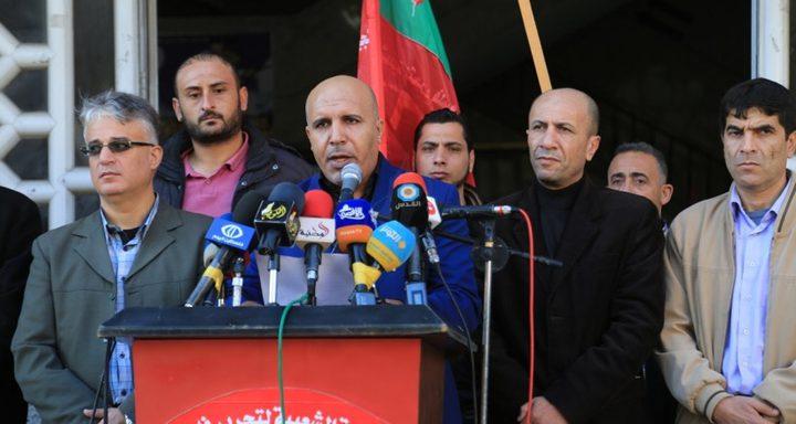 الشعبية تقرر إقامة مهرجان انطلاقتها الـ50 في ساحة الكتيبة بغزة