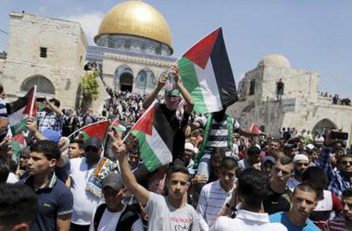 الإعلام الفلسطيني يشرع بحملة وطنية لمواجهة مخطط نقل السفارة