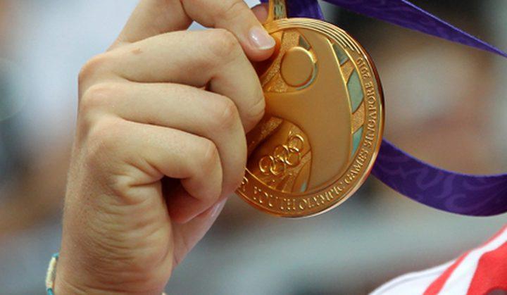 فلسطين تفوز بـ3 ميداليات ذهبية وأربع فضيات وبرونزية بمسابقة الذاكرة العربية
