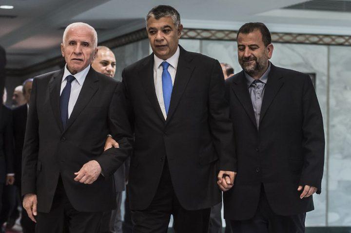 مسؤول أمني بارز مصري يصل غزة