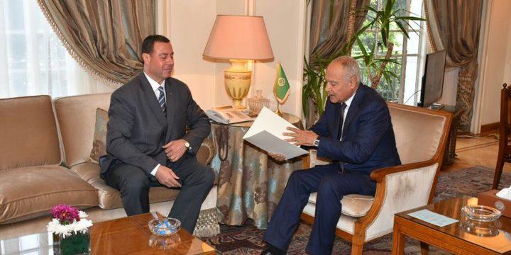 السفير اللوح يؤكد وقوف فلسطين بجانب مصر في حربها ضد الاٍرهاب