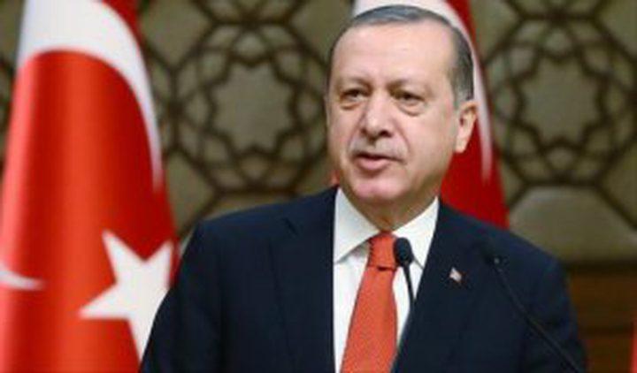أردوغان يهدد بقطع العلاقات الدبلوماسية مع إسرائيل