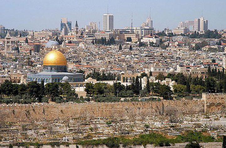 جرادات: أي اعتراف بالقدس كعاصمة لإسرائيل تجاوز للقوانين الدولية