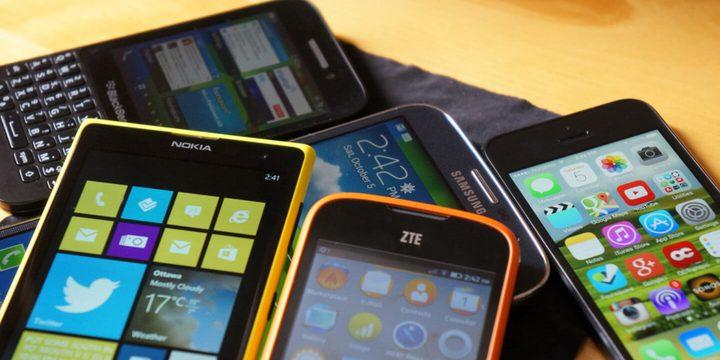 ماهي أفضل الهواتف الذكية من حيث سرعة الشحن؟