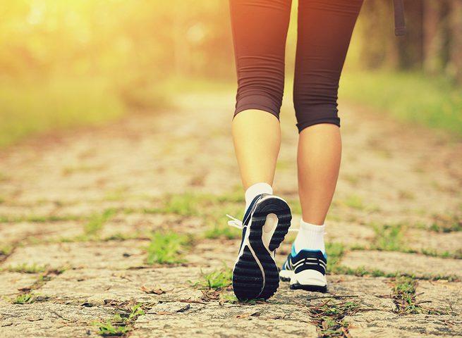 7 نتائج حقيقة ستحصل عليها عند الانتظام في المشي