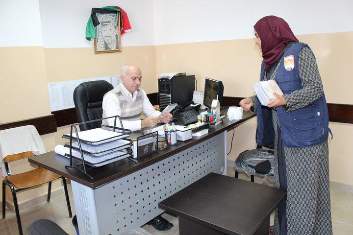 انطلاق العد الفعلي للسكان في محافظة سلفيت