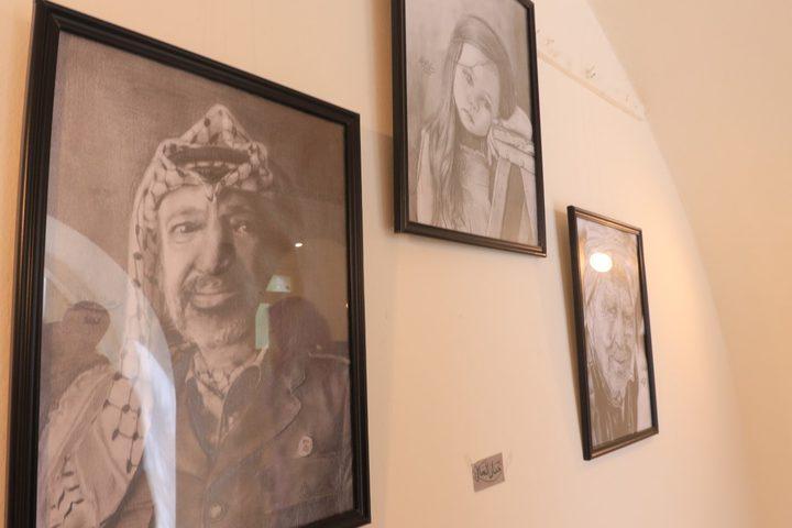 """بلدية غزة تفتتح معرض """"صدى الإبداع"""" للفنون الجميلة"""