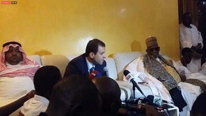 السفارة الفلسطينية في السنغال تحيي يوم القدس