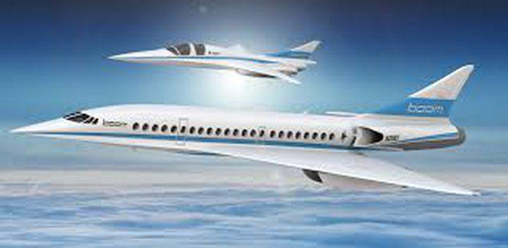 """طائرة """"بوم""""ثورة في عالم الطيران"""