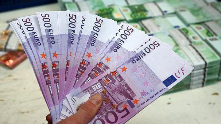 الاتحاد الأوروبي يساهم بخمسة مليون يورو لدفع رواتب ومخصصات تقاعد الموظفين