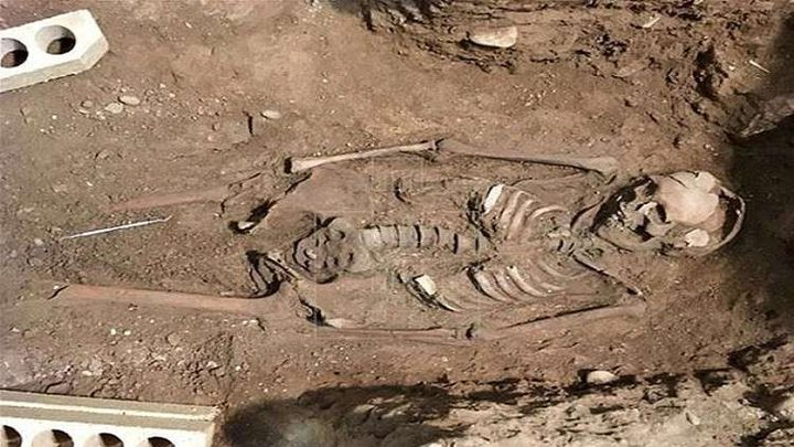العثور على هيكل امرأة غامض وعطور رومانية في إسبانيا