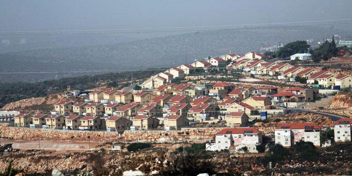 الاحتلال يقرر بناء 7 آلاف وحدة سكنية