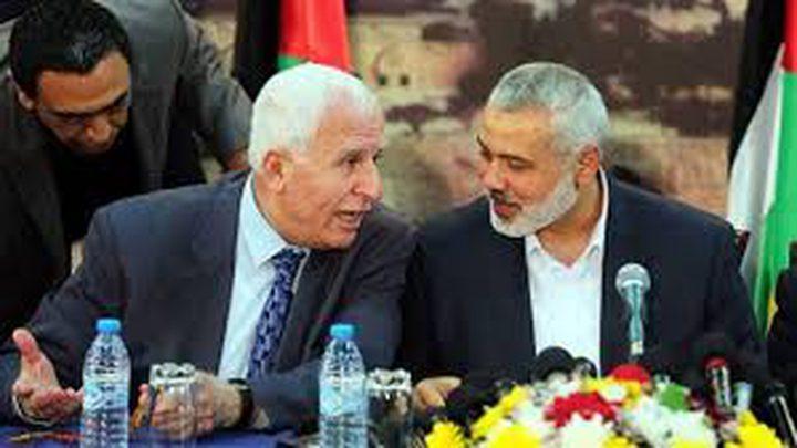 """""""فتح"""" و""""حماس"""": الرد الحقيقي على القرار الاميركي هو بوحدة شعبنا"""